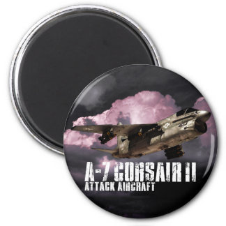 A-7 Corsair II Fridge Magnets