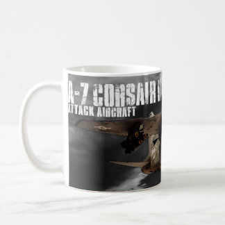 A-7 Corsair II Coffee Mugs