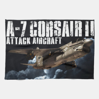 A-7 Corsair II Towels