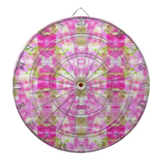 A abstract pink paper grunge watercolor Pattern. Dartboards