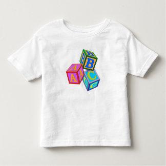 A B C's Toddler T-Shirt