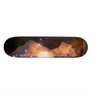 A.B/pro model 19.7 Cm Skateboard Deck