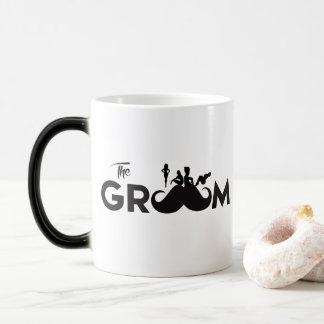 A bachelor party The Groom Sexy Mug