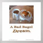 A Bad Bagel Dream
