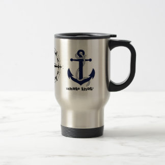 A Bad Day Sailing What Is That? Travel Mug