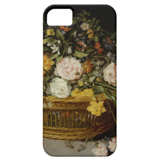 A Basket of Flowers - Jan Brueghel the Younger Case For The iPhone 5