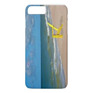 A Beach Somewhere and Beach Chair iPhone 7 Plus Case