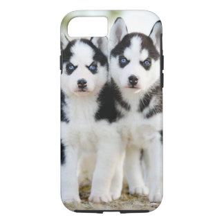A beautiful Husky phone case