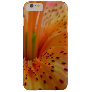 A Beautiful Lily in Pink Barely There iPhone 6 Plus Case