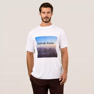A beautiful Nairobi Rocks Tshirt