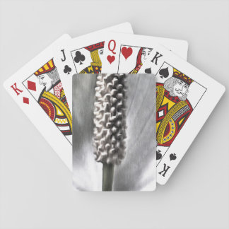 A beautiful Peace Lily Playing Cards