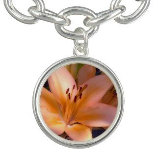 A - Beautiful Shaded Orange Lily