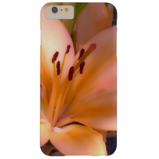 A - Beautiful Shaded Orange Lily Barely There iPhone 6 Plus Case