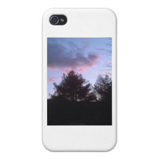 A beautiful sky iPhone 4 cover