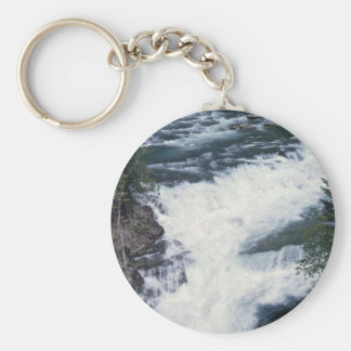 A Bend And Drop Key Chain