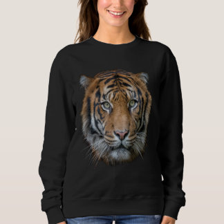 A Bengal Tiger cat Sweatshirt