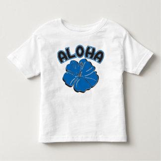 A big blue ALOHA to you Toddler T-Shirt