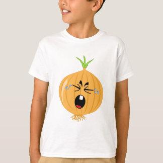 A Big Crying Onion T-Shirt