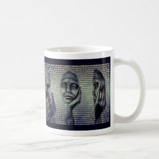 A Binary Life Coffee Mug