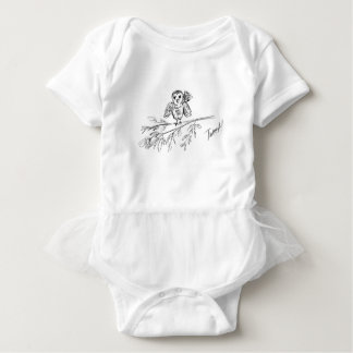 A Bird, The Original Tweet Baby Bodysuit