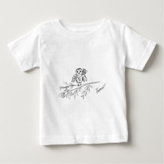 A Bird, The Original Tweet Baby T-Shirt