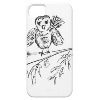 A Bird, The Original Tweet iPhone 5 Cases
