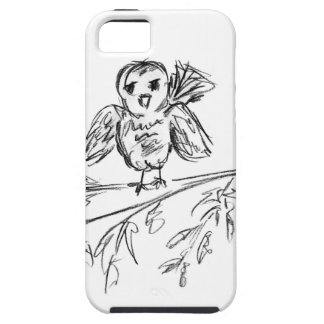 A Bird, The Original Tweet iPhone 5 Cases