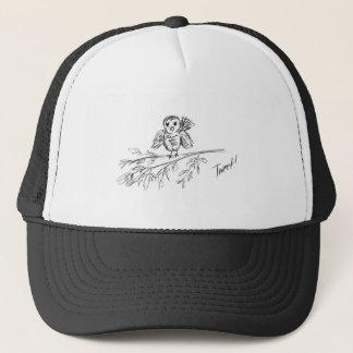 A Bird, The Original Tweet Trucker Hat