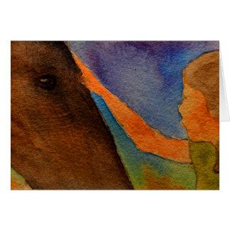 A Birthday Horse Card
