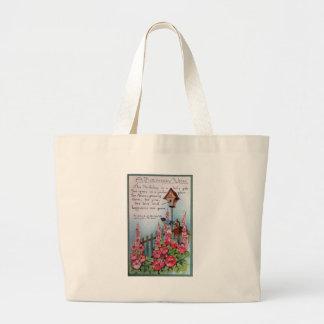 A Birthday Wish Jumbo Tote Bag