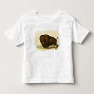 A Bison, c.1832 Toddler T-Shirt