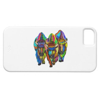 A Bison Trio iPhone 5 Cases