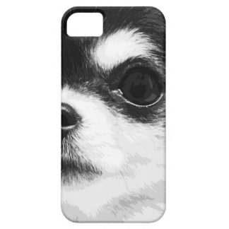 A black and white Chihuahua iPhone 5 Cover