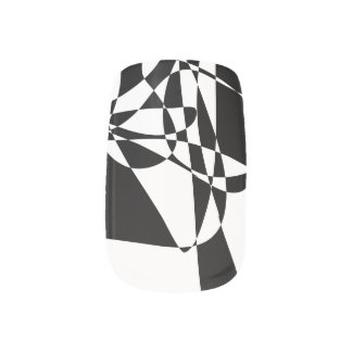 A Black Fish Minx Nail Art