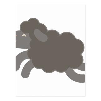 A Black Sheep Postcard