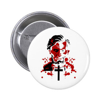 A Bloody Hero-Abraham Lincoln Pin