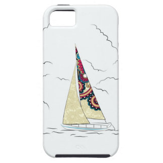 A boat case for iPhone 5/5S