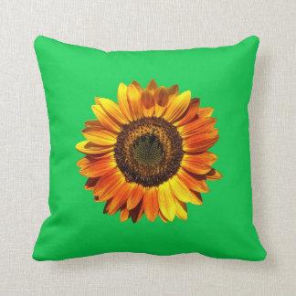 A Bold Autumn Beauty Sunflower Cushions