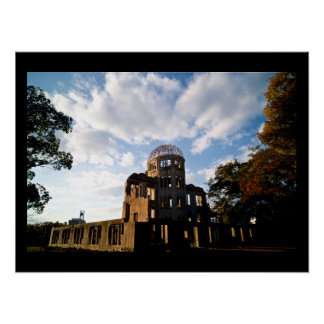 A-Bomb Dome Poster