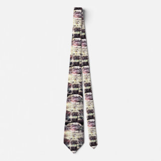 A-bomb Not Worried business tie (2-sided)