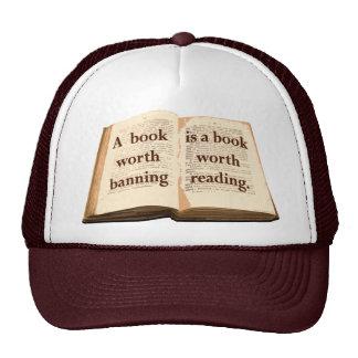 A Book Worth Banning Trucker Hat