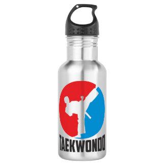 A bottle of water. Taekwondo 532 Ml Water Bottle