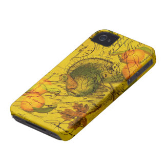 A Bountiful Thanksgiving iPhone 4 Case-Mate Cases
