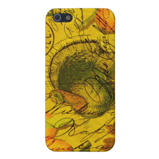 A Bountiful Thanksgiving iPhone 5/5S Cases