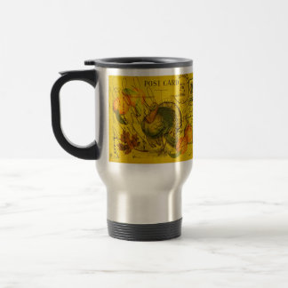 A Bountiful Thanksgiving Stainless Steel Travel Mug