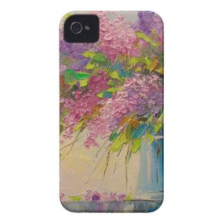 A bouquet of lilacs Case-Mate iPhone 4 case