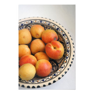 A bowl of Mediterranean Apricots 2 Photo