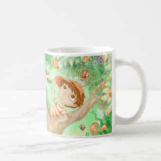 A Boy in a Tree - Tree Boy Mug