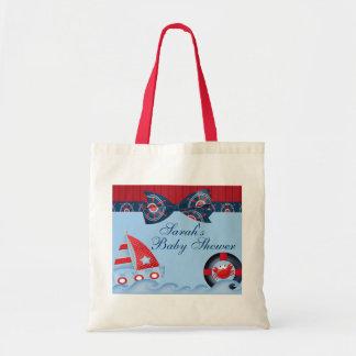 A Boys Sea Life Baby Shower Bag