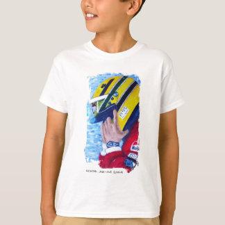 A BRAZILIAN HERO - artwork by Jean Louis Glineur T-Shirt